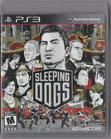 Sleeping Dogs (Sony PlayStation 3, PS3, 2012)