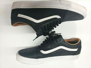 VANS Old Skool Black/ White Low Skate Shoes Sneakers Men's Size 12 Low Top