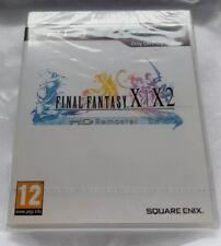 Final Fantasy X/X-2 HD PS3 New Sealed UK PAL Sony PlayStation 3 x2 10 X Remaster
