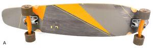 RAM Longboard Gabo Tawny Olive - Skateboard Longboarden Skaten Funsport 782