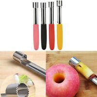 Acier inoxydable fruit Core Seed Remover pomme poire corer trancheur cuisine  3~