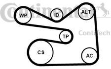 CONTITECH Juego de correas trapeciales poli V 6PK1733K3