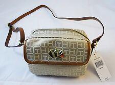 Tommy Hilfiger - Tasche Handtasche Damentasche shoulder bag beige gold / NEU USA