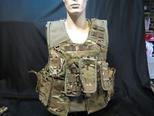 Osprey Mk 4 Body Armour MTP with extras. Best Offer. Video Clip