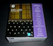 Ge Energy Smart 5-ft x 4-ft Indoor/Outdoor Sparkling White Led Net Lights