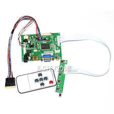 "HDMI+VGA+2AV controller driver board for 10.1"" HSD101PFW1 HSD101PFW2 lcd panel"