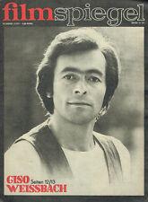 SPECCHIO FILM 3/1977 Giso Weissbach anicee Alvina (fs603)