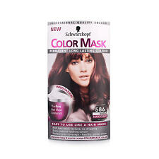Schwarzkopf Color Mask 586 Warm Mahogany