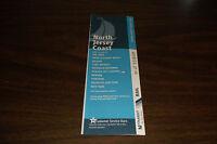 NOVEMBER 2009 NJT NEW JERSEY TRANSIT NORTH JERSEY COAST LINE PUBLIC TIMETABLE