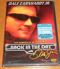 Back in the Day with Dale Jr.: The Complete Season 1 (DVD, 2006), NEW!