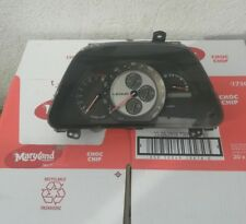 lexus is200  manual  speedo  clock