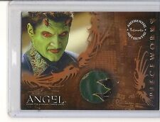 Angel season 5 PW-7 Andy Hallett costume card
