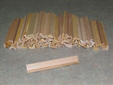SCRABBLE LETTER TILES HOLDER Wood Plank Wedding Reception Tables DIY Frames