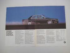 advertising Pubblicità 1985 BMW M 535 i