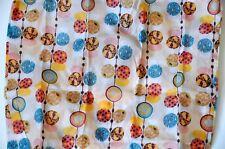 Eco Foldable Fashion Shopping Tote Bag Ladybug Multi Color Red Yellow Blue Dots