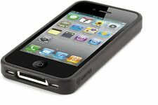 Griffin Reveal Ultra Thin Protective Case for Apple iPhone 4 4S (Black/Clear)