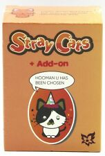 Stray Cats +Add On (First Launch) with Persian Cards Card Game Thyyen Ta Kittens