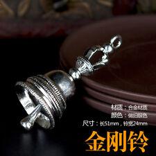 Tibetan Tibet Buddhist Vajra Dorje  Bell Mikky Amulet lection Pendant Buy2 get 1