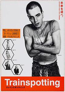 Trainspotting (1996) Movie Poster Renton
