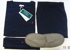 SWISS FIRST CLASS Schlafanzug Pyjama 2-tlg Gr. M schwarz ZIMMERLI langarm