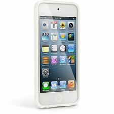 TPU Gel Case Suitable for Apple iPod Touch 5th 6th 7th Gen White