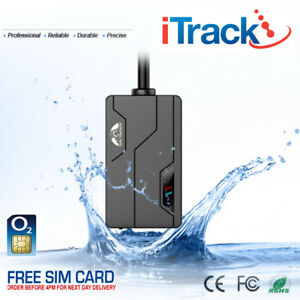 GPS TRACKER iTrack GPS 311 MICRO VEHICLE CAR VAN FLEET BIKE TRACKING DEVICE