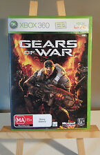 Gears of War - Xbox 360 - PAL - FREE POSTAGE
