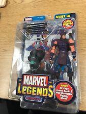 """Toy Biz Toybiz Marvel Legends 2004 Series 7 VII Hawkeye 6"""" Action Figure"""