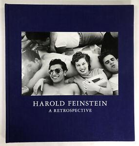 Harold Feinstein A Retrospective First Edition 2012