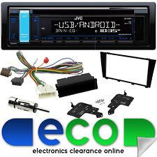JVC Bluetooth 2din AUX In CD mp3 USB Autoradio Pour LEXUS IS 300 2001-2005