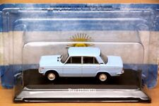 Altaya 1:43 IXO Fiat 125 1972 Diecast Car Model Auto Toys Collection Gift
