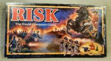 Risk 1993 The World Conquest Board Game Parker Brothers Complete Vintage - NEW