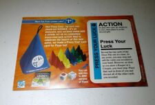 Press Your Luck Promo Card for use in any Fluxx game