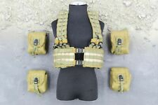 1/6 scale toy Marc A. Lee - Seal Team 3 - MLCS H-Harness & Pouch Set