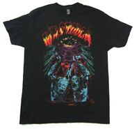 Mastodon Spider Eye Black T Shirt New Official Band Merch