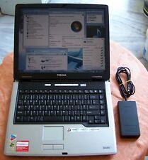 "Toshiba Satellite SA50 laptop 15"" Pentium 4 M, 1.5GHz, wIfI, Win 7 (a50 a40 pro)"