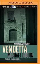 An Aurelio Zen Mystery: Vendetta 2 by Michael Dibdin (2015, MP3 CD, Unabridged)
