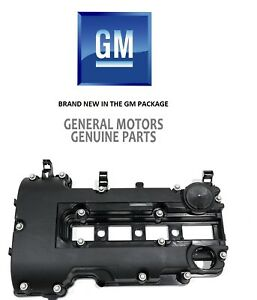 NEW Buick Encore Cadillac ELR Chevrolet Sonic Volt L4 Valve Cover Genuine GM
