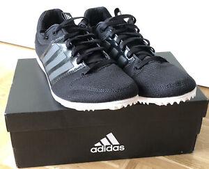adidas Allroundstar j Leichtathletik Schuhe Spikes 38 schwarz