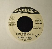 Brothers Of Hope Gamble DJ 4003 Spring Fever Part 1 & Part 2