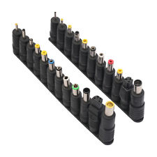 1Set DC 5.5 x 2.1mm Female Jack to 23 Multi Type Power Plug Connector Adapter