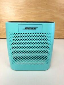 Bose SoundLink Color Portable Bluetooth Speaker - Blue -415859 - w/Adapter