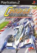 USED Shinseiki GPX Cyber Formula: Road To The INFINITY Japan Import PS2