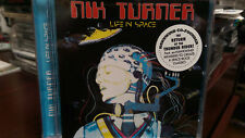 NIK TURNER - Life in Space CD ( Ex-Hawkwind) Simon House Master of the Universe