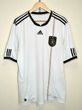 ADIDAS GERMANY HOME 2010-2012 VINTAGE FOOTBALL SOCCER SHIRT JERSEY 00s size XL