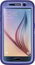 Otterbox Defender for Samsung Galaxy S6 Purple Amethyst
