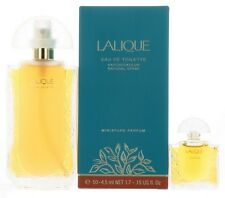 Lalique (Classic Edition) by Lalique for Women EDT 1.7oz Spray  + MINI Parfum