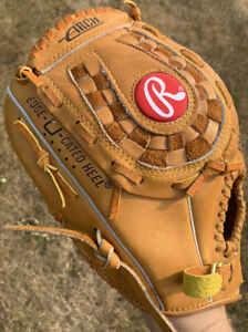 Rawlings Jose Canseco Rbg59 12 Inch Great Condition LHT Beauty