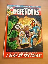 MARVEL: THE DEFENDERS #1, 1ST REGULAR SERIES, NETFLIX, KEY, HOT, 1972, VF-!!!