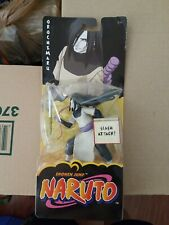 Orochimaru Slash Attack Naruto  Shonen Jump Mattel new sealed
